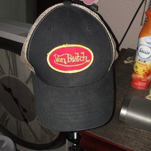 """Accessories - """"VonBiotch"""" cap"""